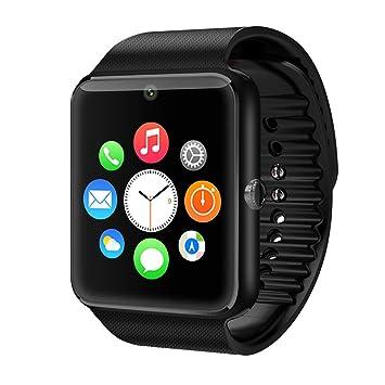 Amazon.com: Smart Watch,Maoday Bluetooth Smartwatch Touch ...