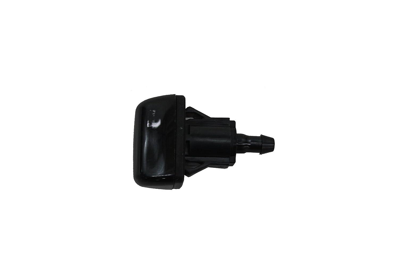 Yellow Mustache French Black Retro Metal Flake with M16 x 1.5 Insert American Shifter 287553 Shift Knob