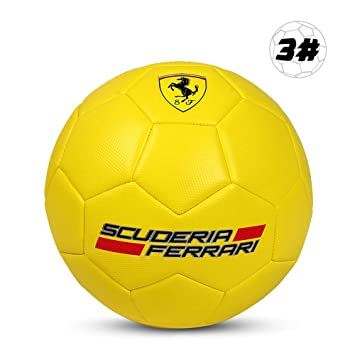 Lixada Ferrari Tamaño 3 Fútbol Balón de Fútbol al Aire Libre ...