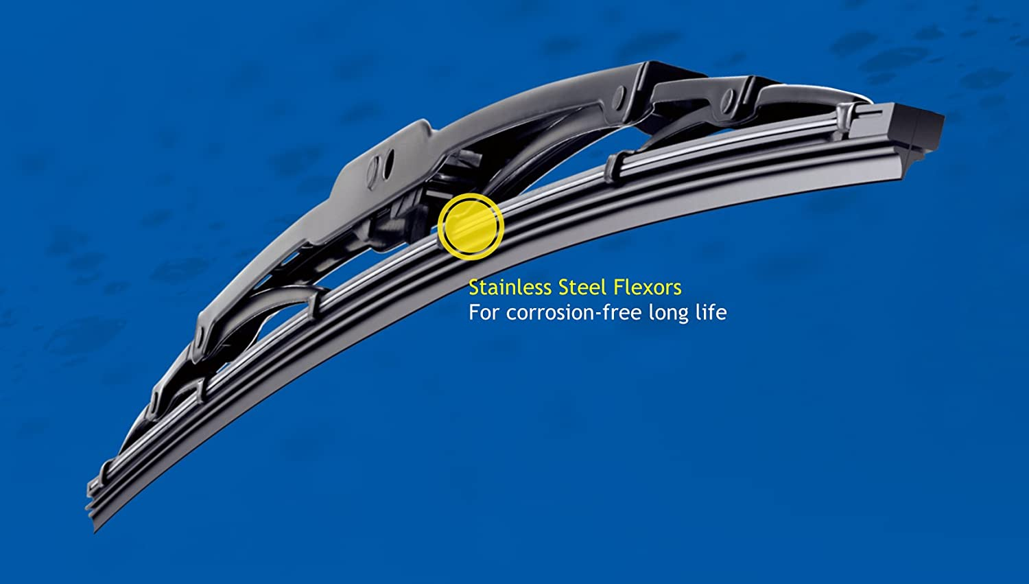 Michelin stealth wiper blades review | Michelin 3715