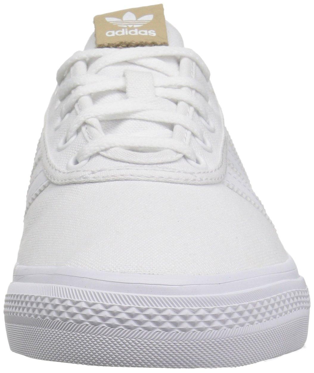 adidas Originals Women's Adiease Shoes B01N1Q9DSR (7.5 M US)|White/White/Pale Nude