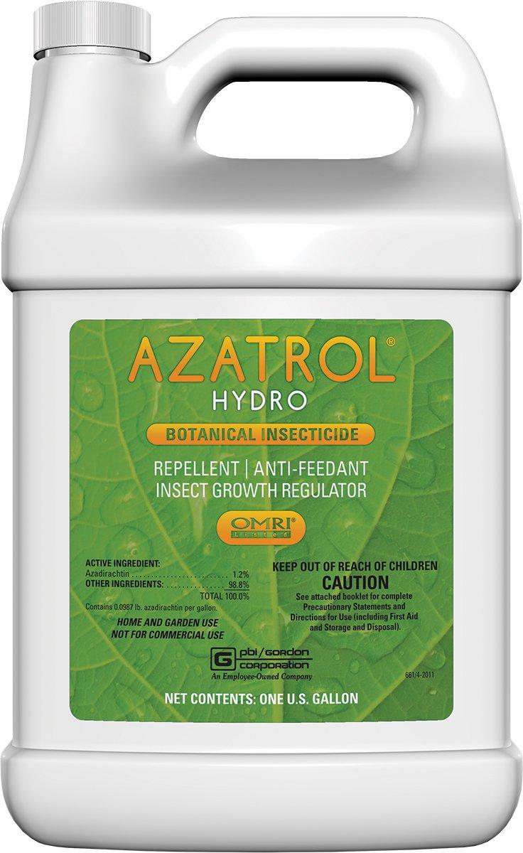 Azatrol Hydro Botanical Insecticide AZGAL, 1 Gallon