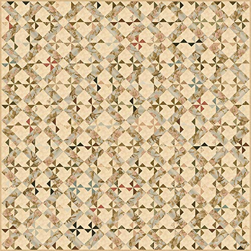- Howard Marcus Collections for a Cause Heritage 10th Anniversary Quilt Kit Moda Fabrics KIT46000