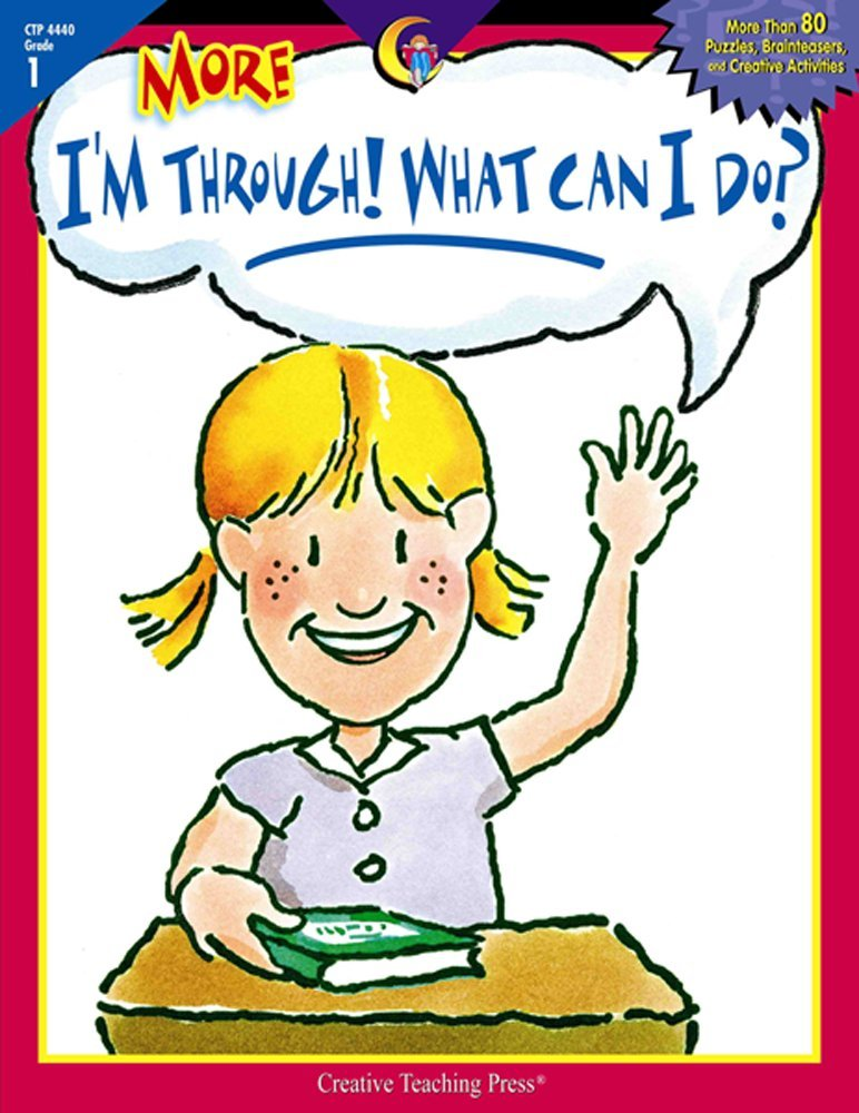 Download More I'm Through, What Can I Do?, Gr. 1 PDF Text fb2 book