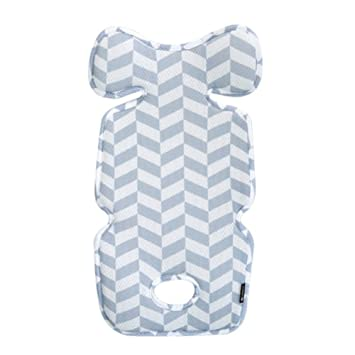 Freahap Baby Cushion Padding Liner Seat Pad For Stroller Buggy Pushchairs Blue