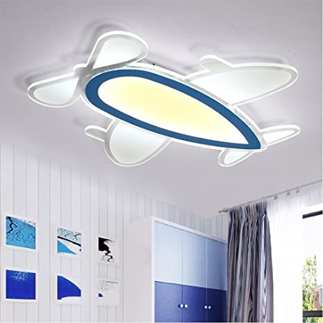 Luz de techo LED Dimmable Luces de aeroplano Moderno Simple ...