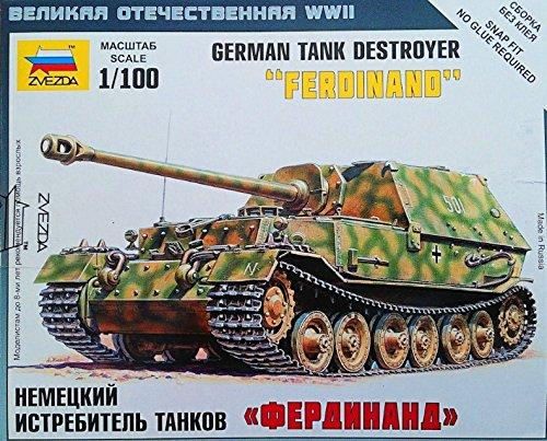 (German Sd.Kfz.184 Tank Destroyer Ferdinand)