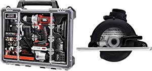 Black & Decker BDCDMT1206KITC Matrix 6 Tool Combo Kit with BDCMTTS Matrix Trim Saw Attachment