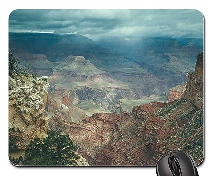 Amazon Com Mouse Pad Grand Canyon Arizona Crater Nature
