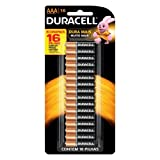 Duracell Duralock Pilha Alcalina AAA - c/ 16 unidades
