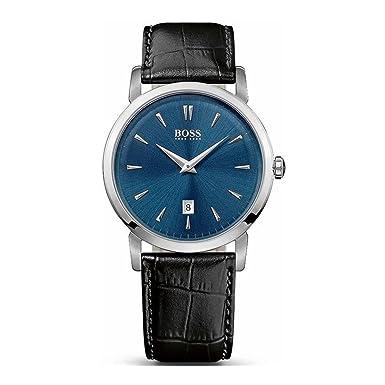 Boss Slim Ultra Round 1513091 Mens Wristwatch Classic Design