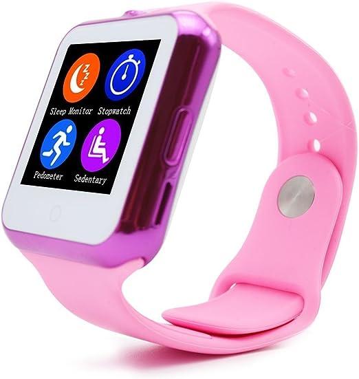 turnmeon® Reloj Inteligente para los estudiantes adolescentes ...