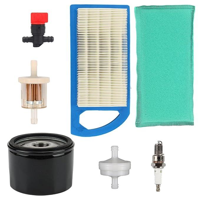 Harbot 794422 795115 Kit de filtro de aire para Briggs & Stratton ...