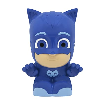 PJ Masks Night Light - Catboy - Soft and Portable Light-Up Toy