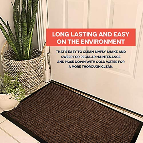 2 Pack Durable Floor Mats For Homes Apartments Rvs And More 17