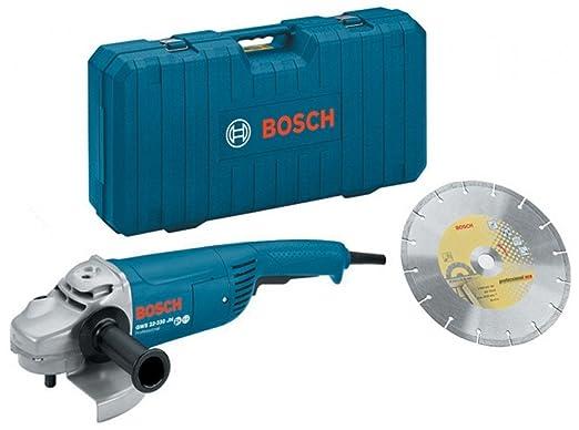 5 opinioni per Bosch GWS 22-230 JH ACE Professional- Smerigliatrice angolare 2.200W 230mm con