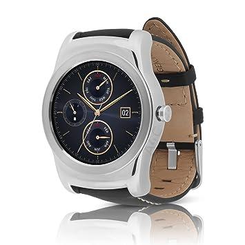 Amazon.com: LG Watch Urbane (W150) Smartwatch w/ Leather ...