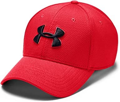 A veces Observar Sherlock Holmes  Amazon.com : Under Armour Men's Blitzing II Stretch Fit Hat : Clothing