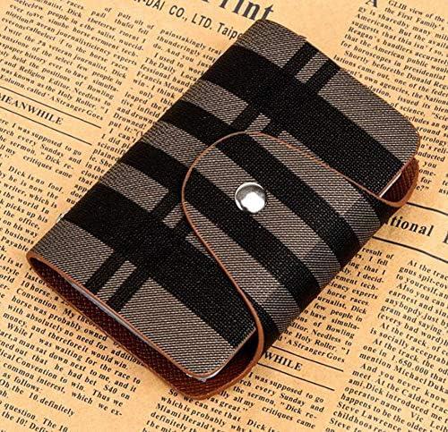 XOTF 26-Bit-Kartenpaket for Männer und womenin Multi-Card-Position Visitenkartenhalter kleine Kartenhalterfrauen Kartenpaket (Farbe : #8)