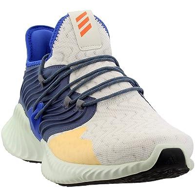 adidas Mens Alphabounce Instinct CC Running Casual Shoes, Blue;Grey;Multi;Navy, 11 | Road Running