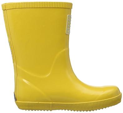 Viking Classic Indie 1-13200 - Botas de caucho para unisex-niño, color amarillo, talla 20 EU (4 Kinder UK), Amarillo (Gelb (10)), 20