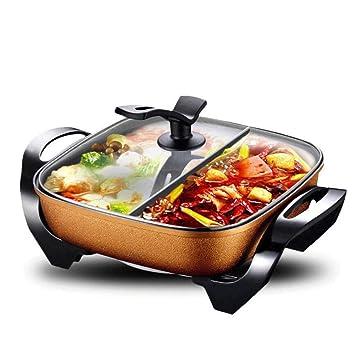 Multifuncional pato de pato mandarín - olla caliente - olla de fondue - salsa de agua