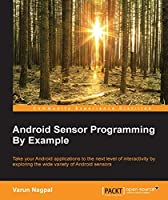 Android Sensor Programming By Example Front Cover