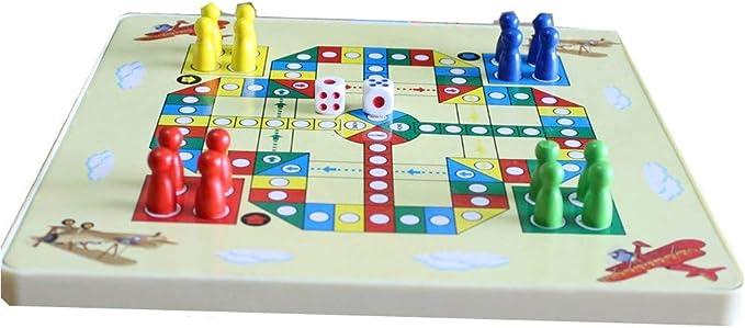 FunnyGoo Laberinto M Beads Laberinto Magnetic Pen Board Juegos + Flying Flight Chess Game Toy (Animales en el zoológico): Amazon.es: Juguetes y juegos