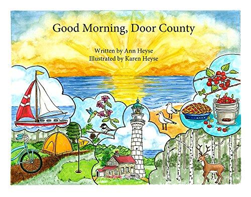 Door County Lighthouse (Good Morning, Door County)