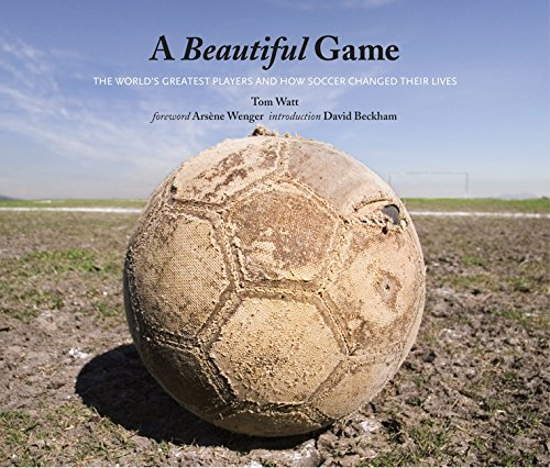 A Beautiful Game: The World's Greatest Players and How Soccer Changed Their Lives by Harper Collins