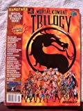 Mortal Kombat Trilogy - OFFICIAL MK TRILOGY STRATEGY GUIDE (Gamefan's Strategy Guide)