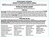 BenzaRid Professional Disinfectant 32oz   Medical
