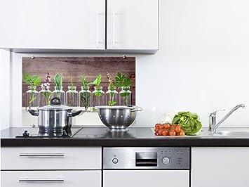Graz Design® Spritzschutz für Deinen Küchenherd | Küchenrückwand aus ...