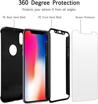 AnsTOP iPhone X Case