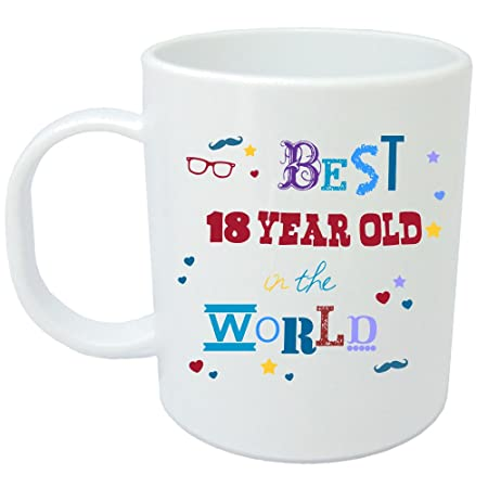 Best In The World 18 Mug Birthday Gift Idea Perfect Present For Him Her