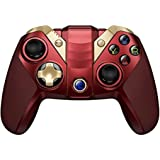 IhDFR Wireless Gamepad iOS Game Controller Compatible with Apple TV, iPhone, IPad, iPod Touch, Mac, Tello Drone (Color : Red)