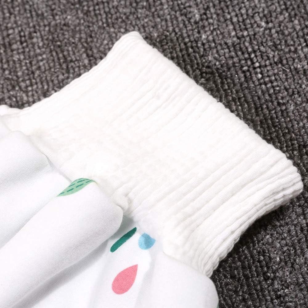 panthem Kinder Windel Rock Shorts 2 in 1 Baby Nacht Zeit Schlafen T/öpfchen Training Rock Anti Bettn/ässen Waschbar Baumwolle Bambusfaser Wasserdicht Bettkleidung 2 St/ück