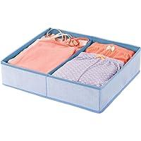 mDesign Caja para almacenar Cosas de bebés