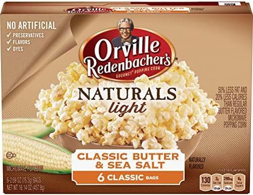 Orville Redenbacher's Naturals Light