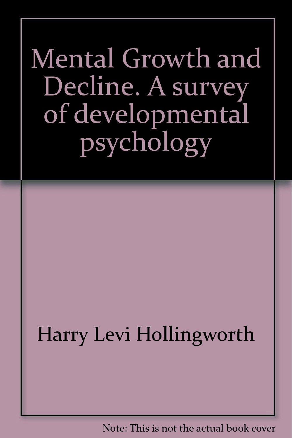 concept of growth and development in psychology