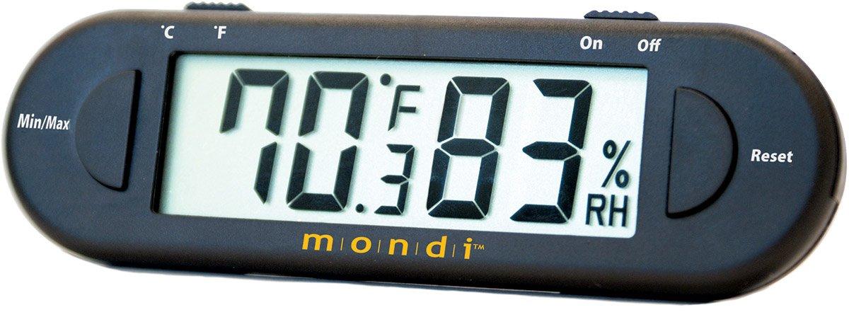 Mondi MONDIE100 Mini Greenhouse Thermo-Hygrometer