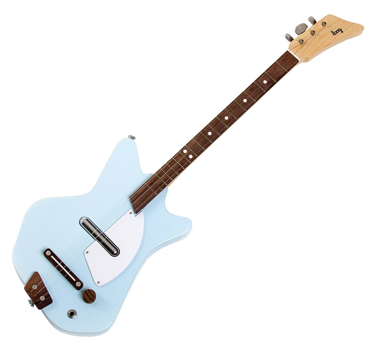 Amazon Loog Electric Guitar 3 String Solid Body Electric Guitar