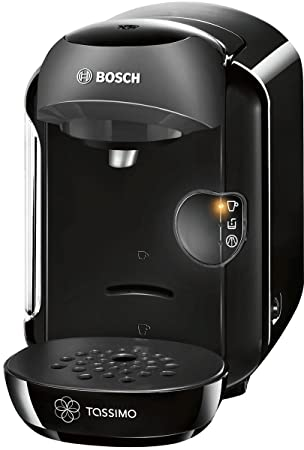 Bosch Tassimo Vivy Hot Drinks And Coffee Machine 1300 W Black