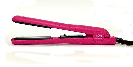 Capelli Giochi Professional Straightener Iron Matte Pink