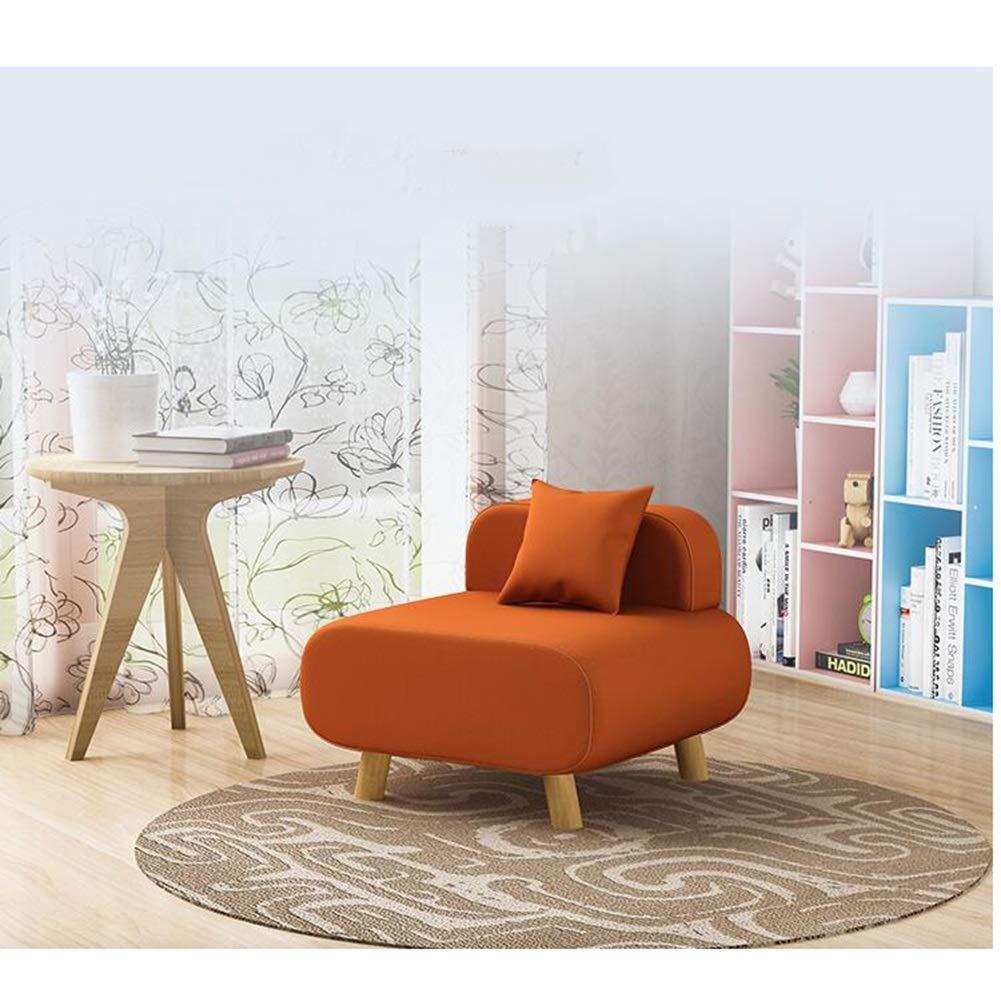Amazon.com: AGLZWY Asiento tapizado de tela de lino para ...