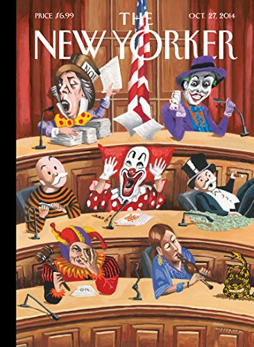 (The New Yorker Magazine October 27, 2014)