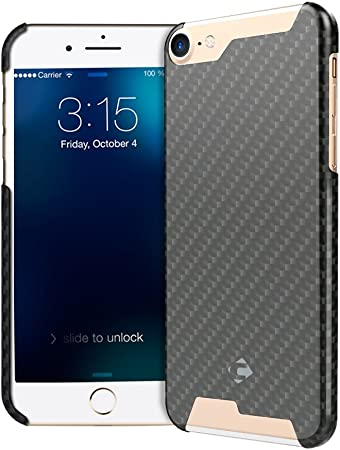 Cornmi Iphone 7 Plus Case Premium Aramid Fiber Amazon Co Uk Electronics