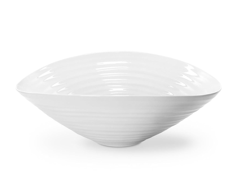 Portmeirion Sophie Conran White Small Salad Bowl 422391