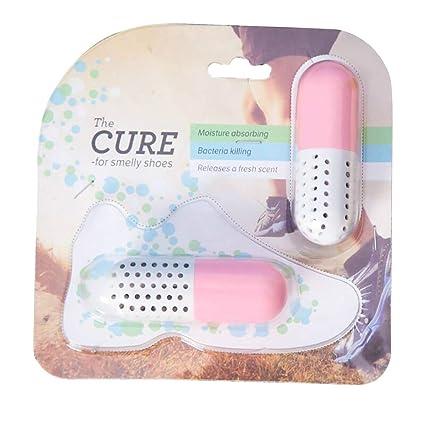 Zapatos Forma Desodorante De Secador Cápsula Con 9WEDYH2I
