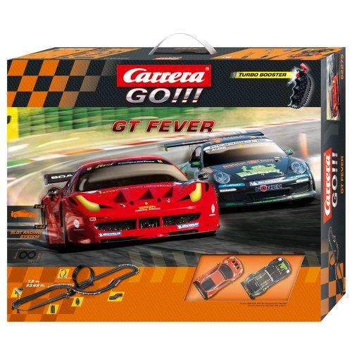 CARRERA 20062275 GT Fever Carrera GO!!! circuit complet prêt à rouler